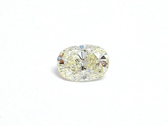 ダイヤモンドオーバルカット